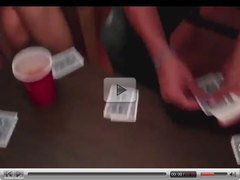Teen Strip Poker Turns into an Orgy. enjoy