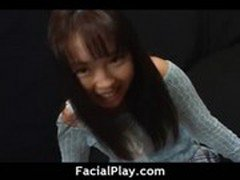 Facial Play - Facial Japan Cumshots and Bukkake 20