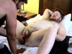 Gay hardcore sex xxx Sky Works Brock's Hole with his Fist